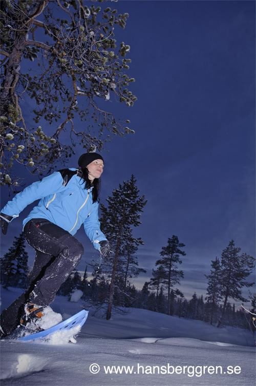 Snöskolöpning
