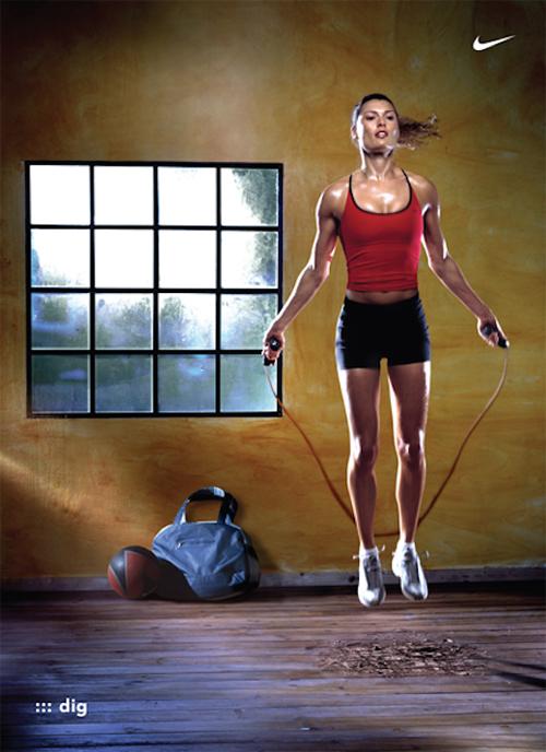 Sista träningspasset 2010