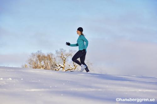 Löpning inklusive franskakurs