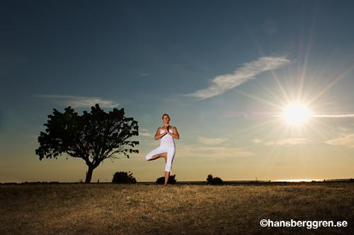 Jag älskar yoga i värme men inte bikramyoga