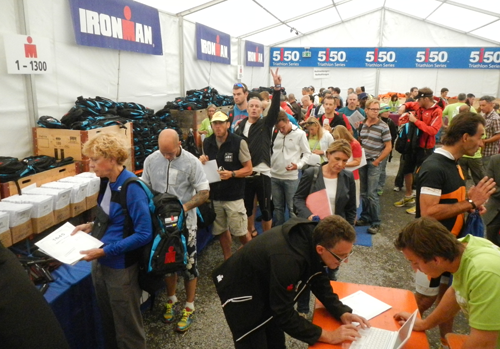 Ironman Zurich registration